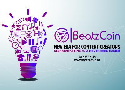 BeatzCoin Airdrop » Claim 375 free BTZC tokens (~ $34)