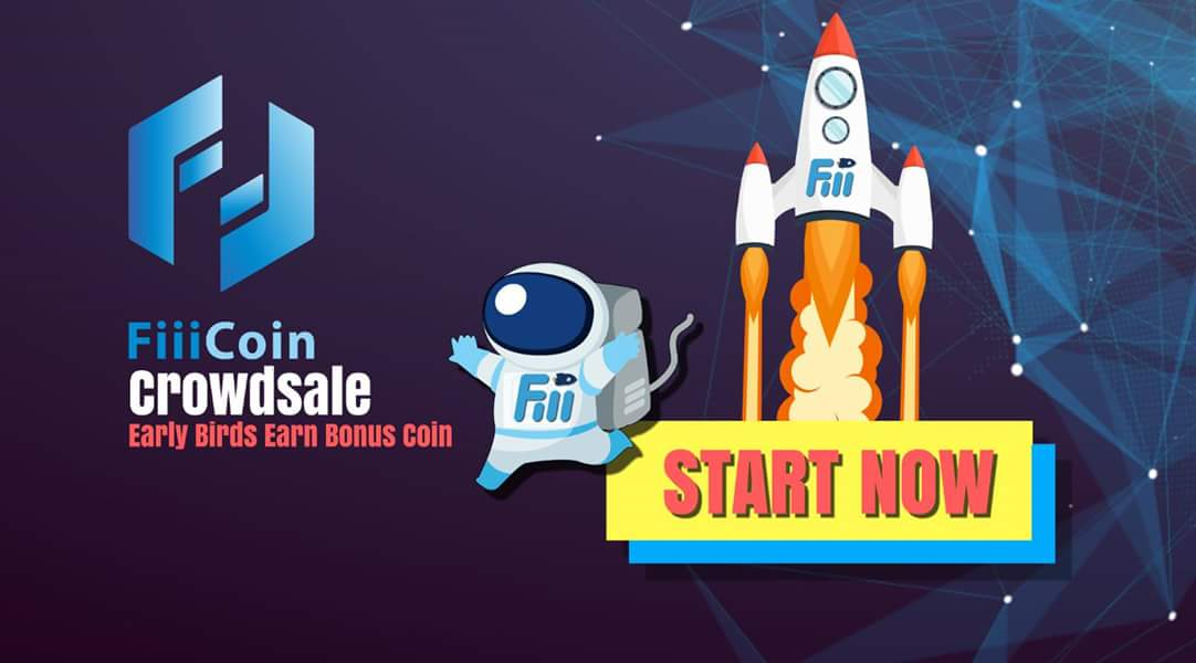 FiiiCoin Airdrop » Claim 75 free FIII tokens (~ $9)