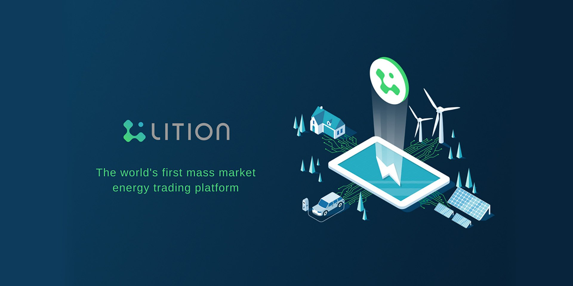 Lition Airdrop » Claim 100 free LIT tokens (~ $10)