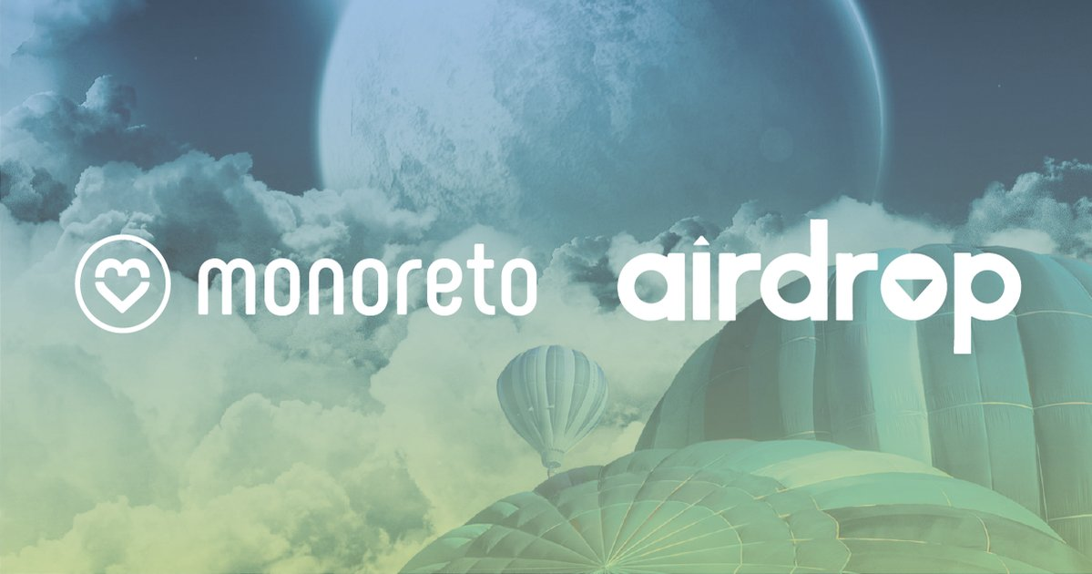 Monoreto Airdrop » Claim 300 free MNR tokens (~ $15)