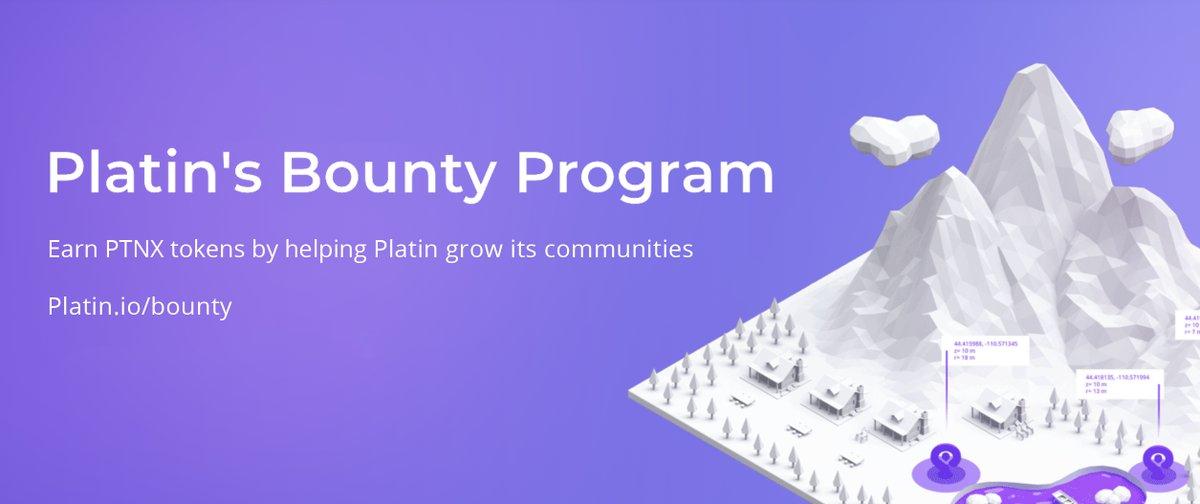 Platin Airdrop » Claim 250 free PTNX tokens (~ $50)