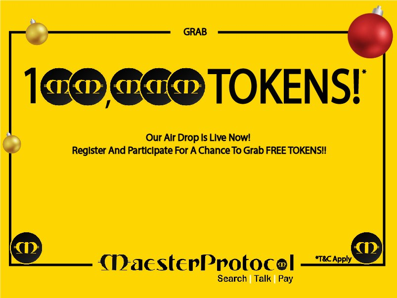 Maester Protocol Airdrop » Claim free MAP tokens