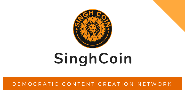 SinghCoin Airdrop » Claim 720 free SINGH tokens (~ $180)