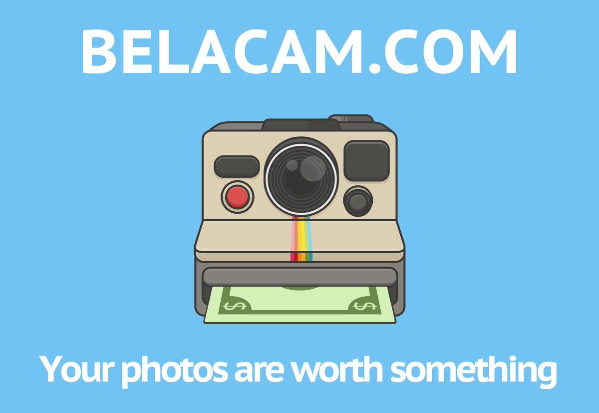 Belacam Airdrop » Claim 21 free BELA tokens (~ $1 + ref)