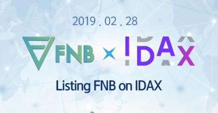 FNB Protocol Airdrop » Claim 30 free FNB tokens